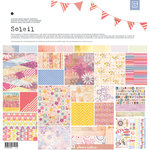 BasicGrey - Soleil Collection - 12 x 12 Collection Pack