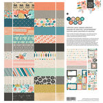BasicGrey - Typeset Collection - 12 x 12 Collection Pack