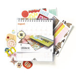 BasicGrey - 2010 Calendar Kit, BRAND NEW