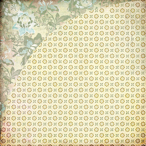 BasicGrey - Cappella Collection - 12 x 12 Double Sided Paper - Dolce, CLEARANCE
