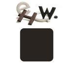 Basic Grey - Chocolate Chip - Self Adhesive Chipboard Alphabets - Piper - Dark Chocolate