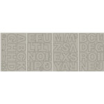 BasicGrey - Monograms Chipboard - Recess - Thickset , CLEARANCE
