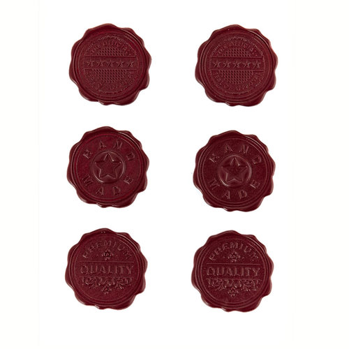 BasicGrey - Clippings Collection - Wax Seals