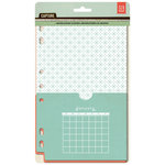 BasicGrey - Capture Collection - Pocket Assortment - Calendar