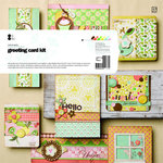 BasicGrey - Nook and Pantry Collection - Greeting Card Kit