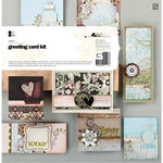 BasicGrey - Cappella Collection - Greeting Card Kit