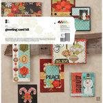 BasicGrey - Jovial Collection - Greeting Card Kit