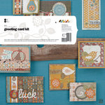 BasicGrey - Pyrus Collection - Greeting Card Kit