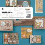 BasicGrey - Pyrus Collection - Greeting Card Kit