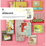 BasicGrey - Hello Luscious Collection - Card Kit