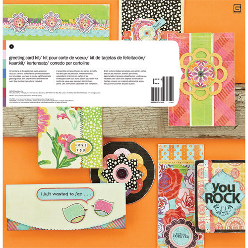 BasicGrey - Indie Bloom Collection - Card Kit