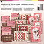 BasicGrey - Kissing Booth Collection - Card Kit
