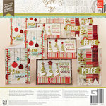 BasicGrey - Aspen Frost Collection - Christmas - Card Kit