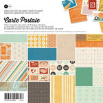 BasicGrey - Carte Postale Collection - 6 x 6 Paper Pad
