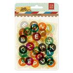 BasicGrey - Carte Postale Collection - Acetate Alphabet