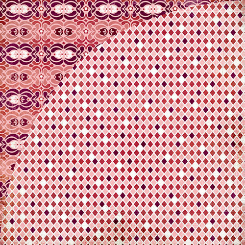 BasicGrey - Eskimo Kisses Collection - Christmas - 12 x 12 Double Sided Paper - Caroling