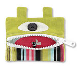 BasicGrey - Notions Collection - Monsters - Gift Card Holder - Gazer