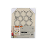 BasicGrey - Notions Collection - Samplers - Display Board - Laurel Small
