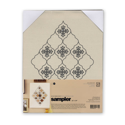 BasicGrey - Notions Collection - Samplers - Display Board - Saffron Medium