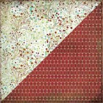 BasicGrey - Figgy Pudding Collection - 12x12 Double Sided Paper - Pepperberry