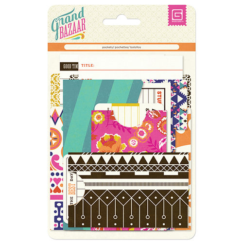 BasicGrey - Grand Bazaar Collection - Pocket Assortment