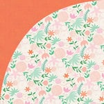BasicGrey - Hillside Collection - 12 x 12 Double Sided Paper - Meadow