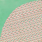 BasicGrey - Hillside Collection - 12 x 12 Double Sided Paper - Green Thumb