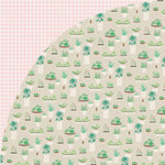 BasicGrey - Hillside Collection - 12 x 12 Double Sided Paper - Terrarium