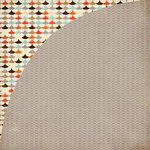 BasicGrey - Hipster Collection - 12 x 12 Double Sided Paper - Neato