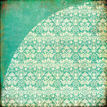 BasicGrey - Hello Luscious Collection - 12 x 12 Double Sided Paper - Succulent