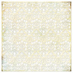 BasicGrey - Hello Luscious Collection - 12 x 12 Die Cut Paper - Doilies