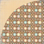 BasicGrey - Hopscotch Collection - 12 x 12 Double Sided Paper - Penny Candy
