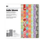 BasicGrey - Indie Bloom Collection - 6 x 6 Paper Pad