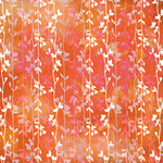 BasicGrey - Indian Summer Collection - 12 x 12 Paper - Emberglow, CLEARANCE