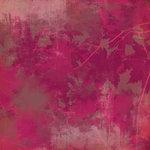 BasicGrey - Indian Summer Collection - 12 x 12 Paper - Plum Wine