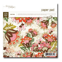 BasicGrey - 6x6 Paper Pads - Infuse, CLEARANCE