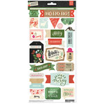 BasicGrey - Juniper Berry Collection - Christmas - Title Stickers