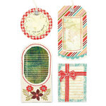 BasicGrey - Jovial Collection - Canvas Tags