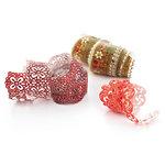 BasicGrey - Jovial Collection - Doilies - Self Adhesive Ribbon