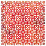 BasicGrey - Jovial Collection - Doilies - 12 x 12 Die Cut Paper - Tattered Lace