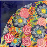 BasicGrey - June Bug Collection - 12 x 12 Double Sided Paper - Fresco, CLEARANCE