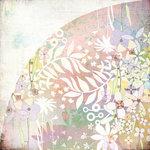 BasicGrey - Kioshi Collection - 12 x 12 Double Sided Paper - Anason