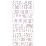 BasicGrey - Kioshi Collection - Mini Monogram Stickers, CLEARANCE
