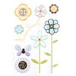 BasicGrey - Kioshi Collection - Epoxy Stickers, CLEARANCE