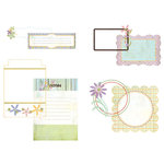 BasicGrey - Kioshi Collection - Take Note Journaling Cards with Transparencies, CLEARANCE