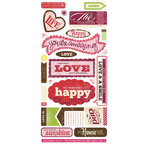 BasicGrey - Kissing Booth Collection - Title Stickers