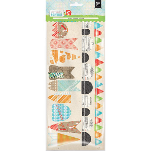 BasicGrey - Knee Highs and Bow Ties Collection - Garland - Bow Ties