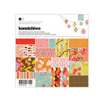 BasicGrey - Konnichiwa Collection - 6 x 6 Paper Pad