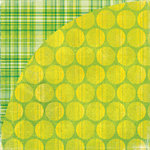 BasicGrey - Lauderdale Collection - 12 x 12 Double Sided Paper - Sun Rays