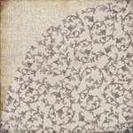 BasicGrey - Little Black Dress Collection - 12 x 12 Double Sided Paper - A La Vogue